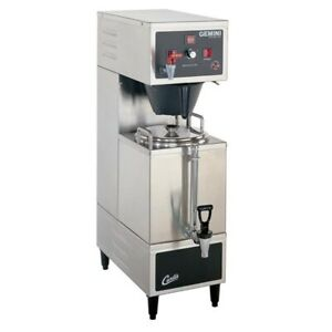 Curtis Gem 120a 1 0 Gallon Coffee Brewer new Authorized Seller gem 120a 10