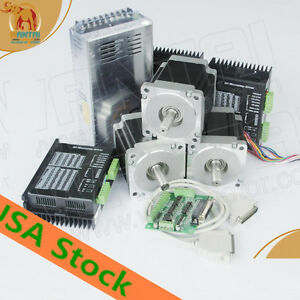 fast Ship Wantai Nema23 Stepper Motor 1 9n m 270oz in 3v 3a Hot Sell Cnc Kit