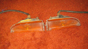1960 62 Plymouth Valient Turn Signals pair
