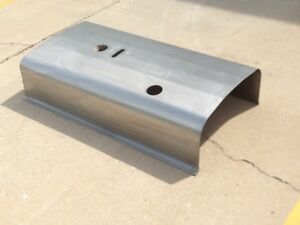 Lincoln Short Hood Sa200 Shorty Small Neck Carbon Steel Roof