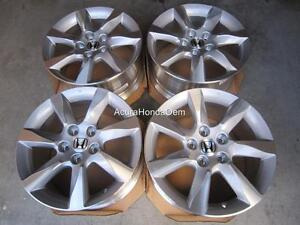 17 New Honda Odyssey Depax Pax Replacement Wheel Rims W Tpms 2007 To 2010
