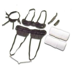 Chattanooga Txa 1 Accessory Package Traction Table Belts Lumbar Cervical