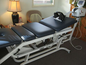 New Chattanooga Traction System Table Chiropractic Ncmic Financing Triton Tx