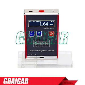 Leeb451 Portable Surface Roughness Tester Roughness Gauge Ra Rz Rq Rt