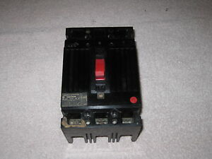 Ge Thed136040 Circuit Breaker 40a 600v 3pole