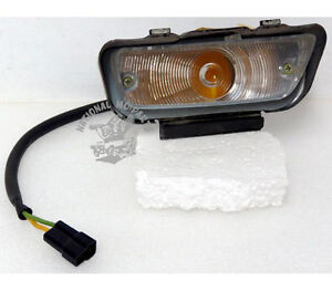 Mopar Nos 1965 66 Plymouth Fury Right Hand Park Lamp Assembly 2483262