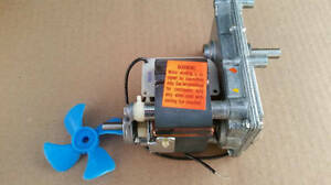 New Dayton Model 4z149 Gear Motor 25 Rpm 1 60 Hp 115v With Brake