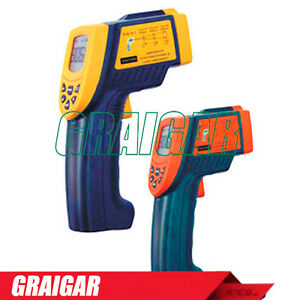 Ar842a Smart Sensor Mini Handheld Infrared Thermometer 50 600degree