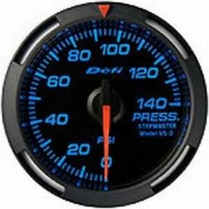 Defi Blue Racer Gauge 52 Press