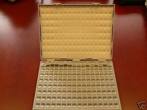 New Smd Smt 1206 Resistor Kit W Enclosure 128 Values 200 Pc value W Label