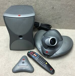 Polycom Vsx 7000 Video Conference System No Cables