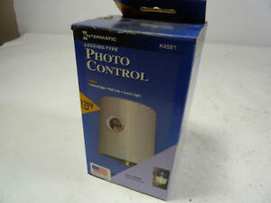 Intermatic K4521 Photocell Control 15 Amp 120v New