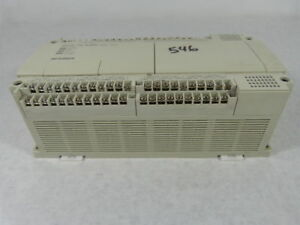 Mitsubishi Fx2 64ms Plc Programmable Controller Used