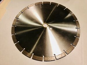 12 Inch General Purpose Diamond Blades For Cutting Of Most Cured Concrete