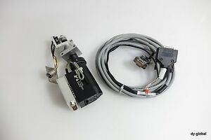 Pi M 222 50 High Resolution Dc mike Actuators w Encoder Cable Mot i 375