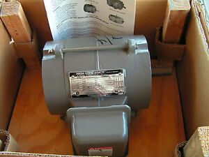 Toshiba B3 46dlf2am01 3 4 Hp Electric Motor 1150 Rpm 230 460 143t New