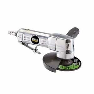 New Ansi Certified Central Pneumatic 4 In Air Angle Die Saw Grinder 10 000 Rpm