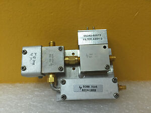 Hp 5088 7004 5088 7005 5088 7006 05340 60078 Preamplifier Assembly