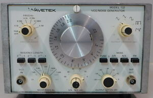 Wavetek 132 Vcg noise Generator 1 Tested And Working