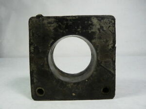 General Electric 631x31 Jch o Current Transformer Ratio 400 5a 25 200hz Used
