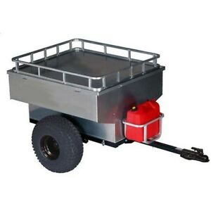 TRAILER - OFF ROAD - Commercial Duty - Aluminum Body - 800 Lbs - 12V DC Lighting $3,265.27