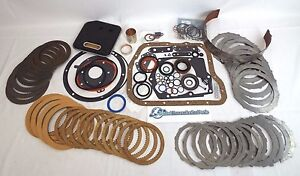 Dodge Ram Pickup Truck Transmission Master Rebuild Kit 97 03 A518 A618 46re 47re