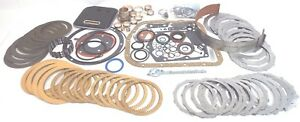 Dodge A518 A618 Transmission Complete Hd Master Rebuild Kit 1997 2003 46re 47re