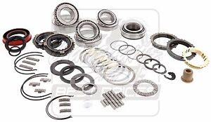 Fits Ford T5 World Class Transmission Deluxe Rebuild Bearing Seal Kit 92 02