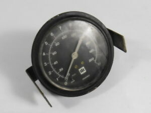 Ingersoll rand 39506969 Pressure Gauge 0 200psi 0 14bar Used