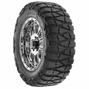 Nitto series Mud Grappler 35 1250 20 Radial Tire