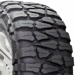 Nitto Mud Grappler Mud terrain Tire 33 1250r20 114q