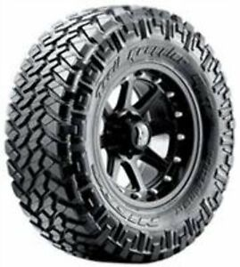 Nitto 205 780 Trail Grappler M T 295 70r18