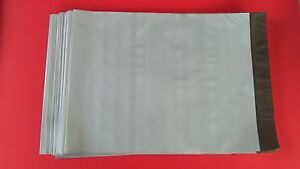 80 Mailing Bags 12 X 15 And 10 X 13 Plastic White Envelopes