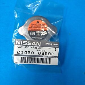 Nissan Genuine 214308997a Various Models Radiator Cap Assy 21430 8999c