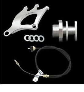 1996 2004 Gt Cobra Mach 1 Mustang Quadrant Clutch Cable Firewall Adjuster Kit