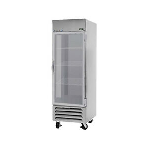 Beverage Air Rb27hc 1g Glass Door One Section Reach in Refrigerator