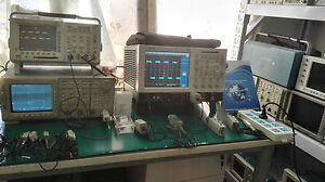 100 Test Tektronix Tdp1000 High Voltage Differential Probes And Accessories