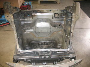 Porsche 911 996 Carrera Gt3 Turbo Gt2 Front Body Section Used