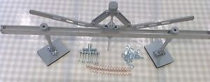 Dent Pull Lever Bar Kit 8 Claw Hook 20 Pull Rings 10 X Wavy Wire 215 00 Vat