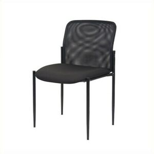 Boss Office Products Mesh Guest Chair