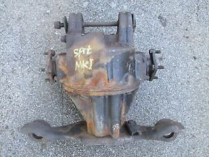 Triumph Spitfire Rear Differential 4 11 Square Flange Mki Mkii Mkiii