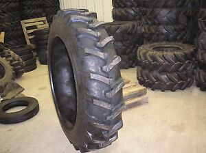 New 12 38 Tractor Tire 10 Ply