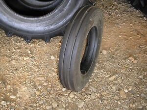 New 6 00 16 Front Tractor Tire
