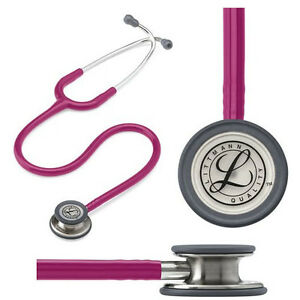Littmann Classic Iii Stethoscope Raspberry Tube 27 Part No 5626 Qty 1