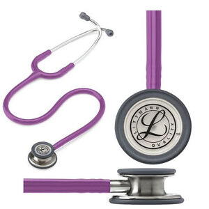 Littmann Classic Iii Stethoscope Lavendar Tube 27 Part No 5832 Qty 1