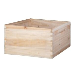 Frame Beehive Bee Hive Box Extension Fir Seamless Splicing