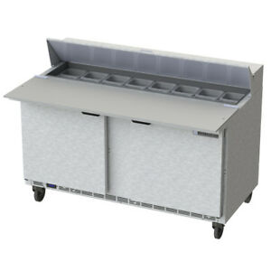 Beverage Air Spe60hc 16c 60 Sandwich Top Refrigerated Counter