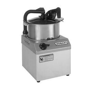 Hobart Hcm61 1 6 quart Bowl Design Food Processor