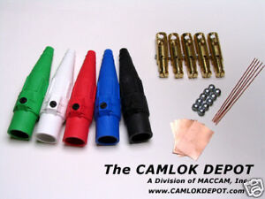 Camlok 2 2 0 Male Only In Line 3 Phase Kit 5 Pcs