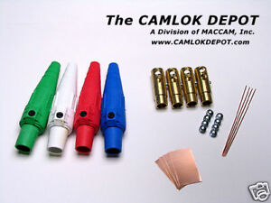 Cooper Camlok 2 0 4 0 Female Single Phase Kit